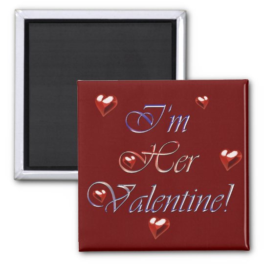 VALENTINE Collection Magnet