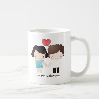 Valentine Couple Mug
