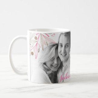 Valentine couple name love mug