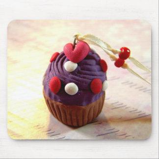 Valentine Cupcake Mouse Pad