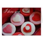 Valentine Cupcakes Cards
