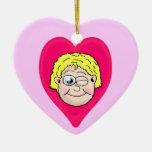 Valentine Cupid Ornament