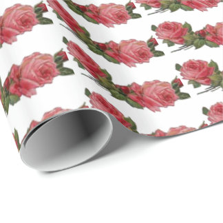 VALENTINE CUSTOM WRAPPING PAPER