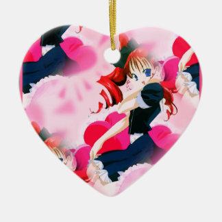 Valentine Cutie Ornament