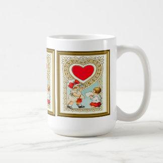 Valentine cuties coffee mug