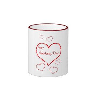 Valentine Cutout Mug