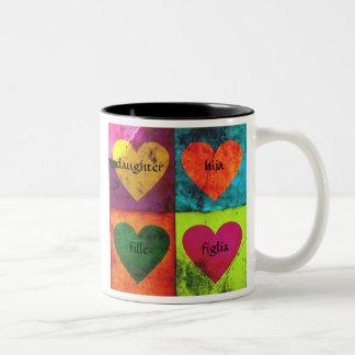 Valentine Daughter Mug