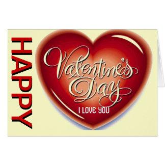 Valentine Day Card by Moji Gbadamosi Okubule