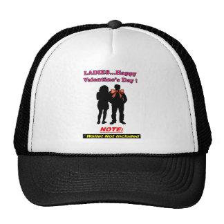 Valentine Day Full Trucker Hat