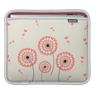 Valentine Day Ipad CASE Network Dandelions Sleeves For iPads