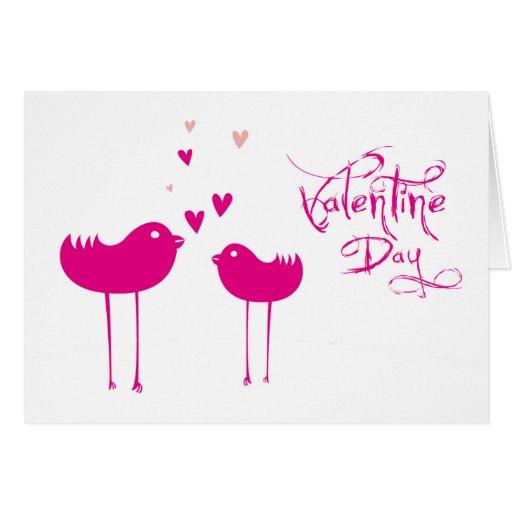 Valentine Day - Tarjeta De Felicitación