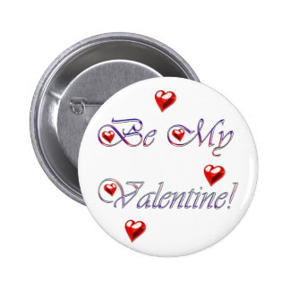 Valentine Designs Button