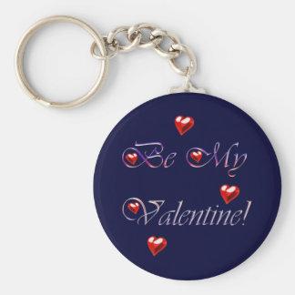 Valentine Designs Keychains