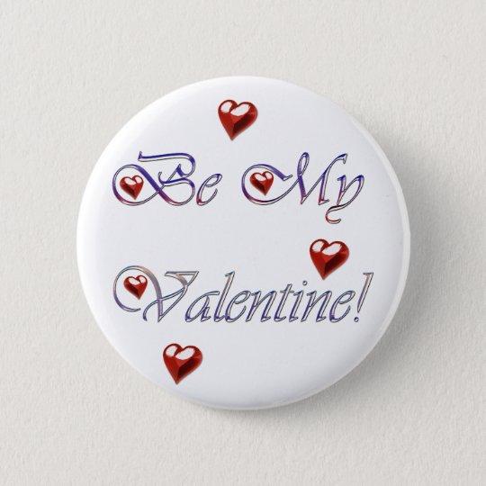 Valentine Designs Pinback Button