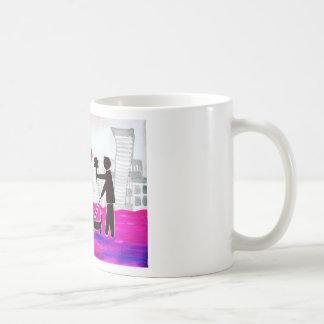 valentine dogs classic white coffee mug