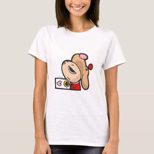 Valentine Dopom T-Shirt