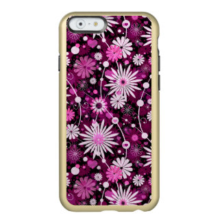 Valentine Floral Pattern Incipio Feather Shine iPhone 6 Case