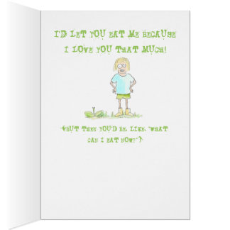 Valentine for a teenager, tweenager or child card