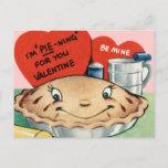Valentine for Kids Holiday Postcard