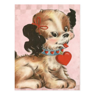 Valentine for Kids Postcard