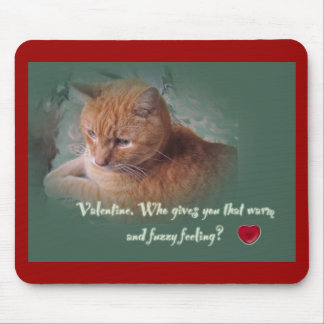 Valentine From the Cat Mouse Pad