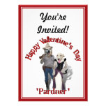 Valentine from the Old West Dogs Announcements
