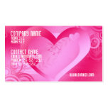 Valentine Gift Business Card