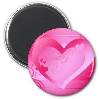 Valentine Gifts Round Magnet Refrigerator Magnets