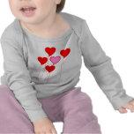 Valentine Heart Balloons Tees
