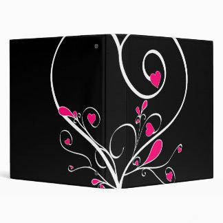 Valentine Heart Binder