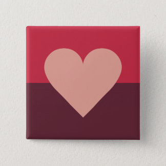 Valentine Heart button