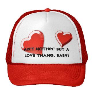 VALENTINE HEART HATS