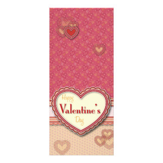 Valentine Heart Invitation