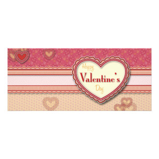Valentine Heart Invitation hor