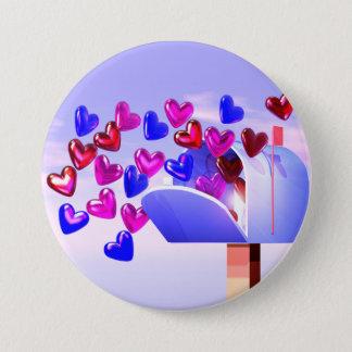 Valentine Heart Mail2 Button