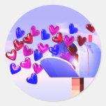 Valentine Heart Mail2 Stickers
