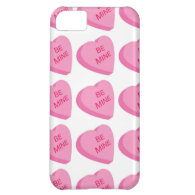 Valentine Heart Pattern 2 iPhone 5C Covers