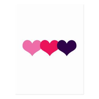 Valentine Heart Postcard