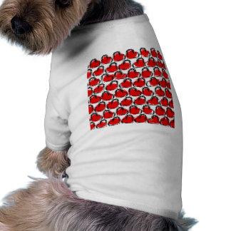 Valentine Heart Rows Shirt