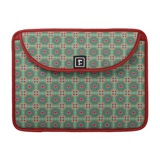 Valentine Heart Themed Laptop Covers Sleeves For MacBook Pro