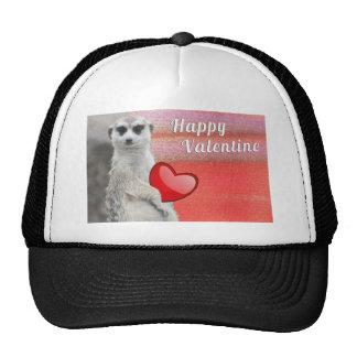 Valentine Heart Trucker Hat