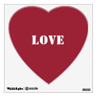 Valentine Heart Wall Sticker