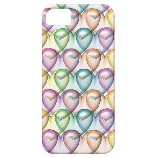 valentine hearts 3d valentine s day iPhone SE/5/5s case