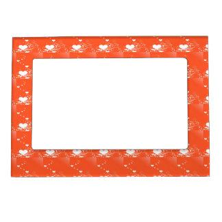 Valentine Hearts Magnetic Photo Frames
