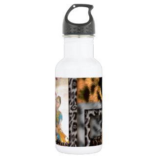 Valentine Hero Stainless Steel Water Bottle