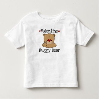 Valentine Huggy Bear T-shirts and Gifts