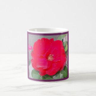 VALENTINE I LOVE YOU RED ROSE CLASSIC MUG