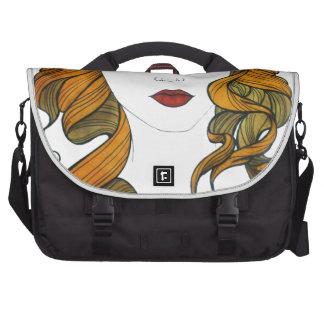 Valentine Laptop Messenger Bag