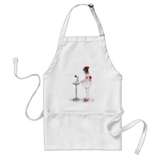 Valentine Letters Aprons