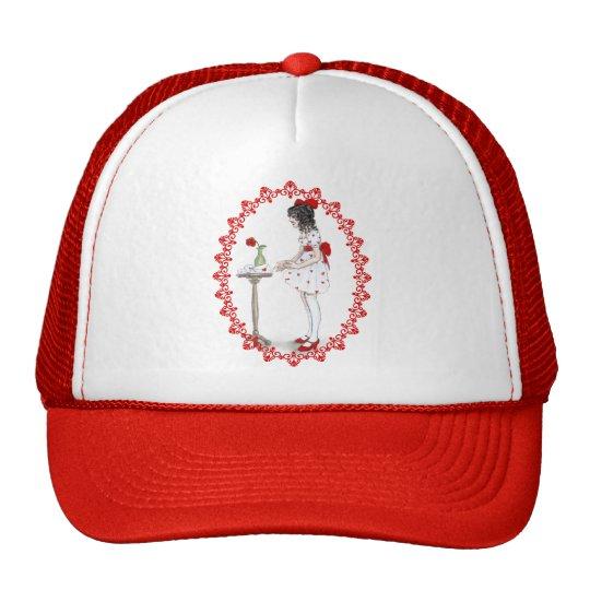 Valentine Letters Trucker Hat